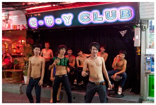Pattaya Gay Barları