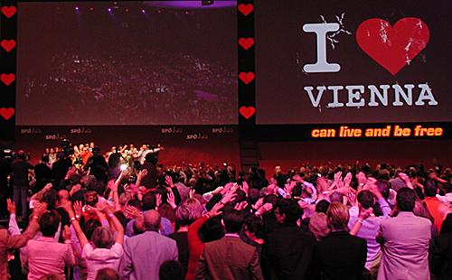Viyana Gece Hayatı / Viyana Eğlence Hayatı ve Viyana Geceleri