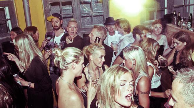 Kopenhag Gece Hayatı / Kopenhag Eğlence Hayatı / Kopenhag Geceleri