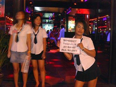 Phuket gece hayatı, geceleri ve eğlence hayatı
