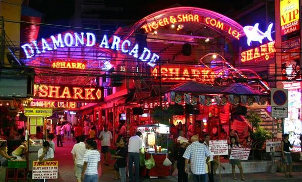 bangkok gece hayatı