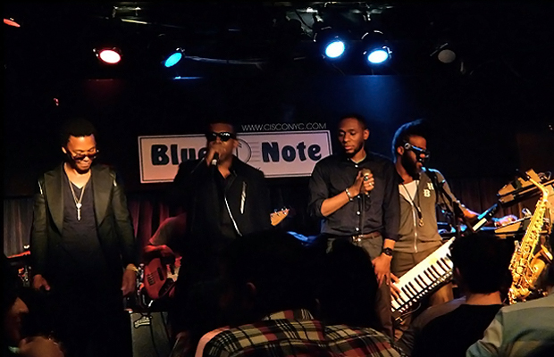 8. Blue Note