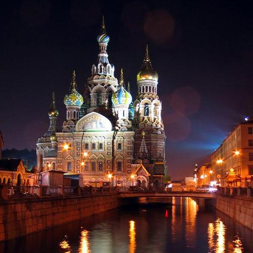 Petersburg Gezi Anılarım