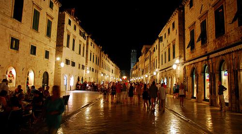 Dubrovnik gece hayatı