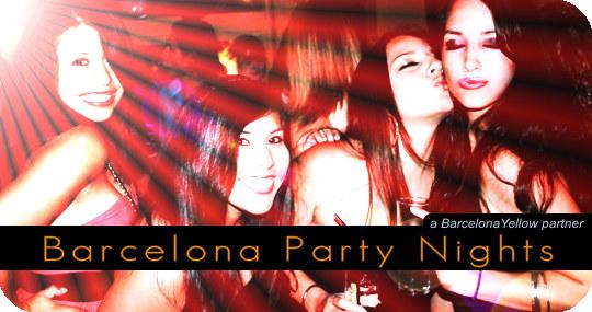 barcelona gece hayati