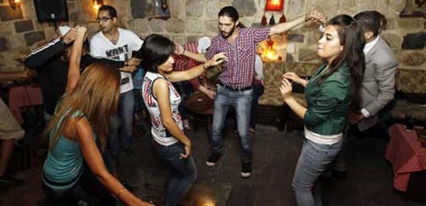 türklerin gece hayatı