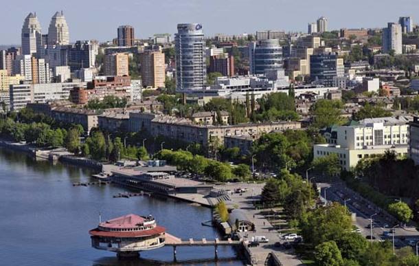 Kiev ve Dnipro