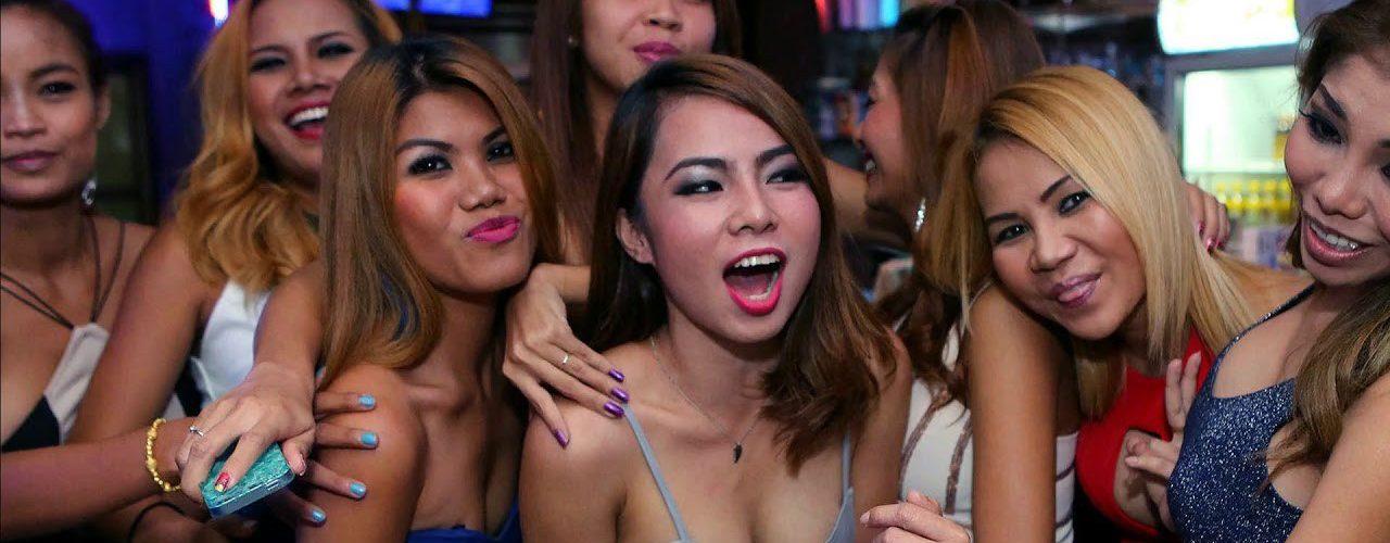 Thailand Pattaya Walking Street Nightlife Pattaya Cheap Bar Girls Pattaya Cheap Hotels Nightlife